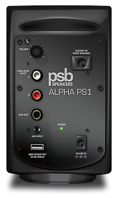 PSB Alpha PS1