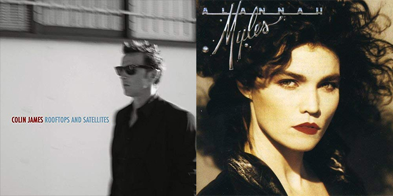 Colin James Alannah Myles