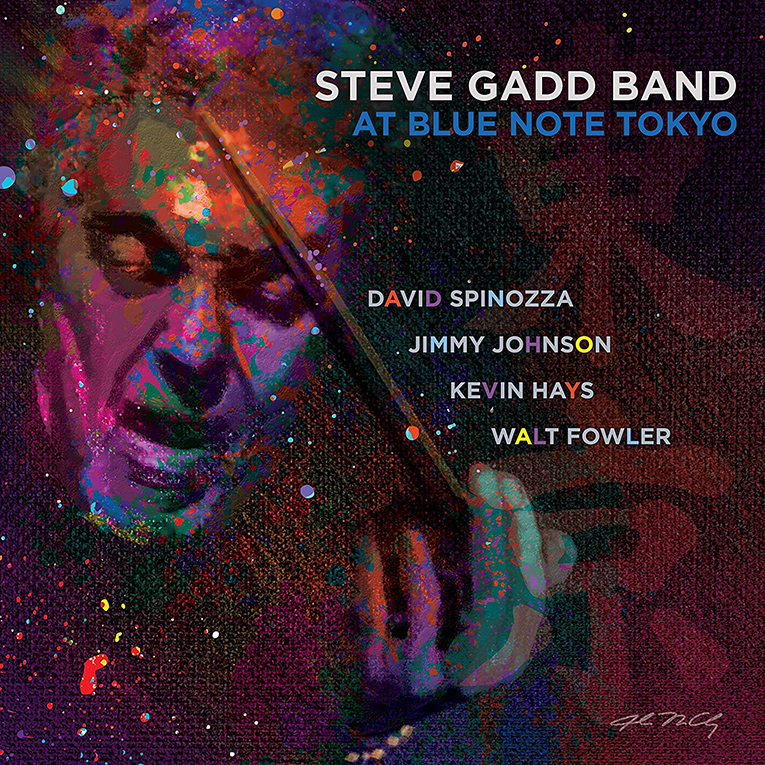 At Blue Note Tokyo